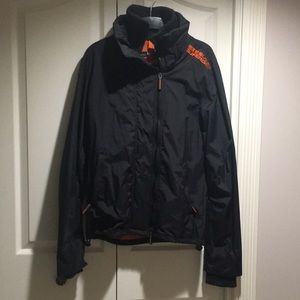 NWT Superdry Technical Windcheater Men's Jacket M